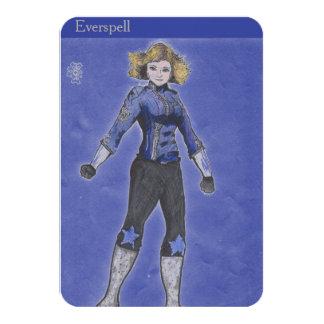 Die Karte Everspell Kollektors 8,9 X 12,7 Cm Einladungskarte