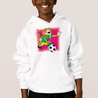 Die kat-FußballT-Shirts und die Hoodies