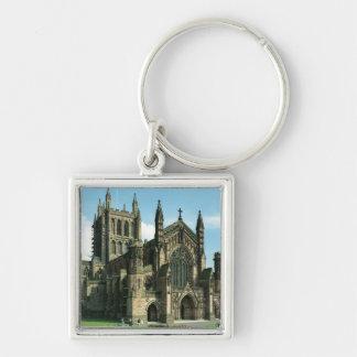 Die Kathedralen-Kirche der gesegneten Jungfrau Schlüsselanhänger