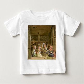 Die Kätzchen der Ehre Baby T-shirt