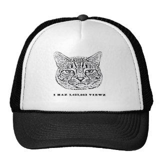Die Katze auf dem Hut Baseballkappe