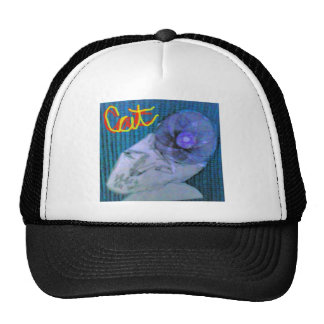 Die Katze Retrokultkappen