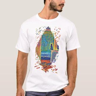 Die Katzen des Impressionismus T-Shirt