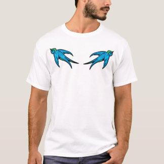 Die Kautions-Bindungen des Nicks T-Shirt