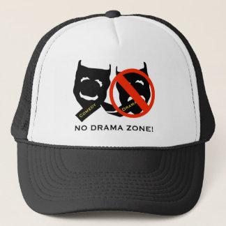 Die KEINE Hüte: KEINE Drama-Zone Truckerkappe
