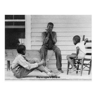 Die Kinder des Teilpächters, Ca 1935 Postkarte