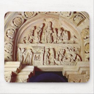 Die Kindheit von Christus, Tympanum des rechten Mousepad