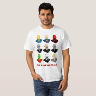 Die Kino-Snob-Gesichter - T - Shirt