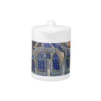 Die Kirche in Auvers durch Vincent van Gogh