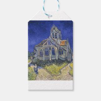 Die Kirche in Auvers durch Vincent van Gogh Geschenkanhänger