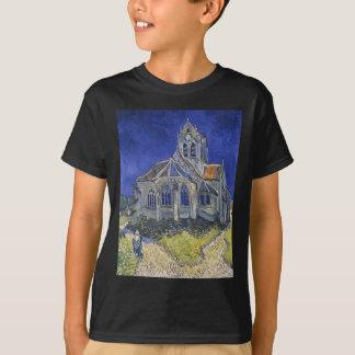 Die Kirche in Auvers durch Vincent van Gogh T-Shirt