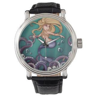 Die kleine Meerjungfrau Armbanduhr