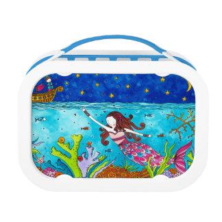 Die kleine Meerjungfrau Brotdose