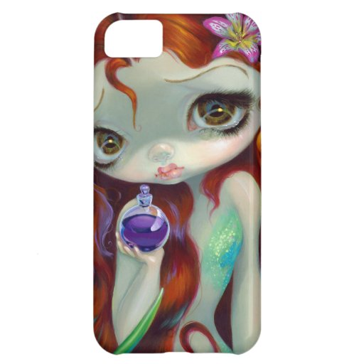 """Die kleine Meerjungfrau"" iPhone 5 Fall iPhone 5C Cover"