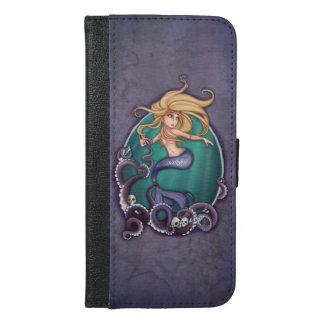 Die kleine Meerjungfrau iPhone 6/6s Plus Geldbeutel Hülle