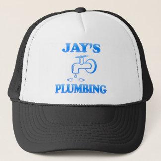 Die Klempnerarbeit des Jay Truckerkappe