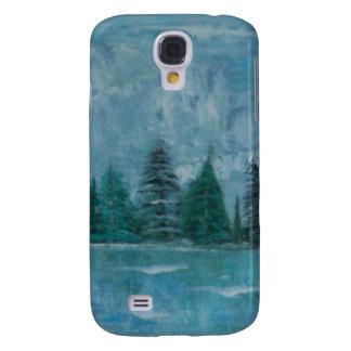 Die Klippen-Wand Galaxy S4 Hülle
