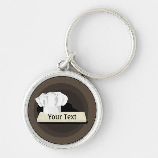 Die Kochs-Prämie Keychain Schlüsselanhänger