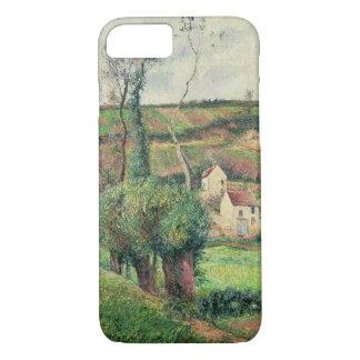 Die Kohl-Steigungen, Pontoise, 1882 iPhone 8/7 Hülle