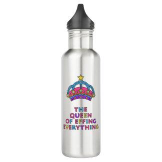 Die Königin von Effing alles Wasser-Flasche Trinkflasche
