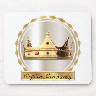 Die Königreich-Gemeinschaftskrone 2 Mousepad