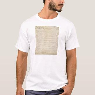 Die Konstitution des USA T-Shirt