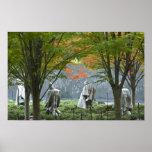 Die Koreakrieg-Veterane Erinnerungs Posterdrucke