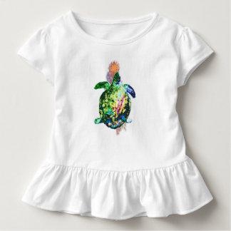 Die kosmische Farbe Bringer Kleinkind T-shirt