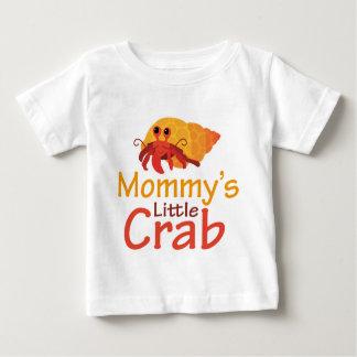 Die Krabben-Baby-T - Shirt der lustigen Mama