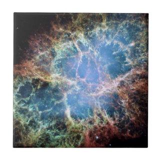 Die Krabben-Nebelfleck-Supernova NASA Keramikfliese