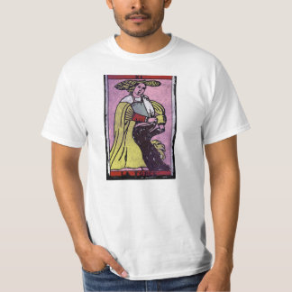 Die Kraft tariere ich Brief von T-Shirt
