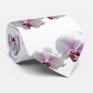 Die Krawatte der Orchideen-Männer