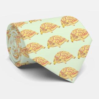 Die Krawatte der Schildkrötenmänner