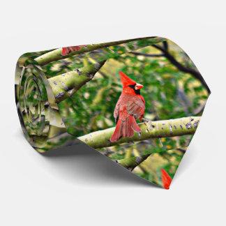 Die Krawatte der Sonoran Kardinals-Männer