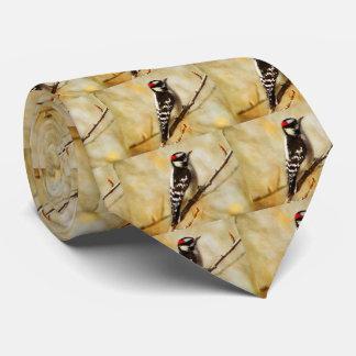 Die Krawatte der strukturierten flaumigen