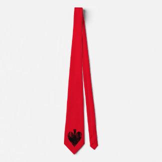Die Krawatte des verdrehten Schicksals