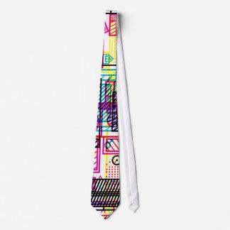 Die Krawatte eines Designers