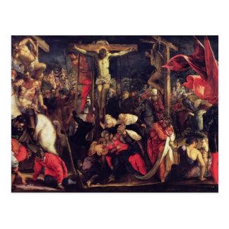 Die Kreuzigung 2 Postkarte