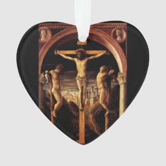 Die Kreuzigung von Jesus durch Vincenzo Foppa - Ornament