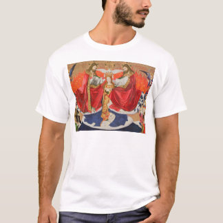 Die Krönung der Jungfrau, abgeschlossen 1454 T-Shirt