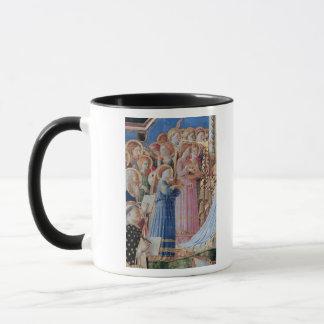 Die Krönung der Jungfrau Tasse