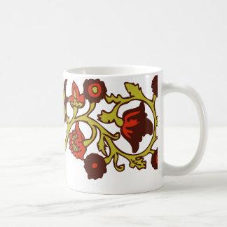 Die Küche der Großmutter - Paprika Kaffeetasse