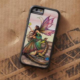 Die Kugel-Fee-und Drache-Fantasie-Kunst des Tough Xtreme iPhone 6 Hülle