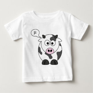 Die Kuh sagt μ Baby T-shirt