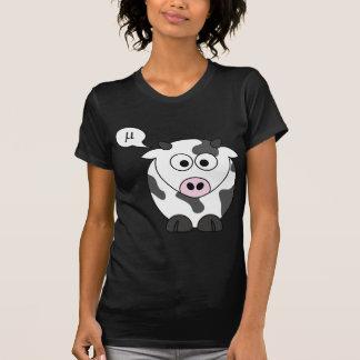 Die Kuh sagt μ T-Shirt