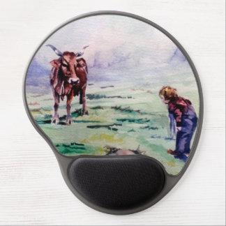 Die Kuh und das Kind The gehe ich cow and the