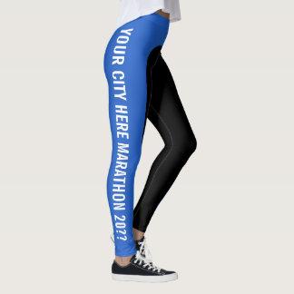Die kundengerechten Gamaschen des Marathon-Läufers Leggings