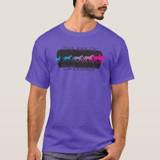 Die Kunst von Dressage T-Shirt