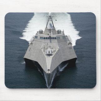 Die Küstenkampfschiff Unabhängigkeit Mousepad