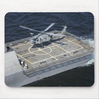 Die Küstenkampfschiff USS-Freiheit Mousepad